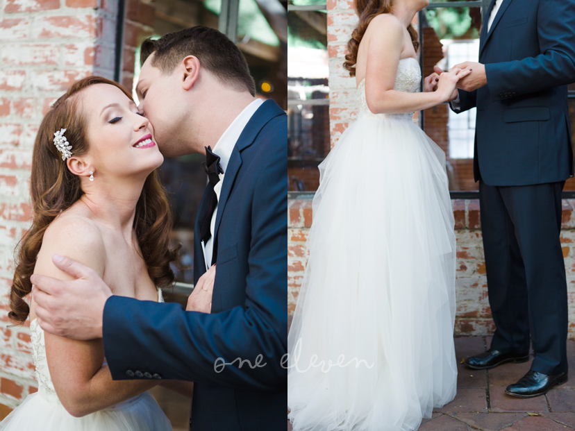 wedding first look   one eleven photography