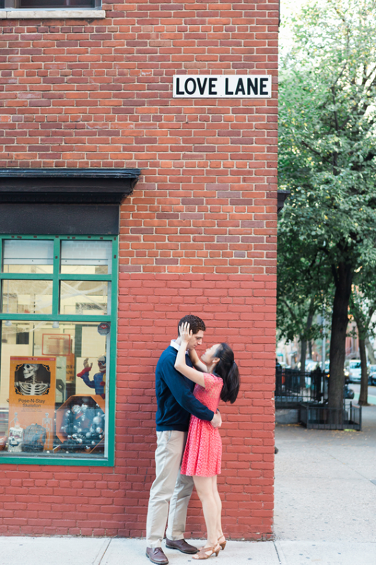 Love Lane, Brooklyn Heights, NY | One Eleven Photography