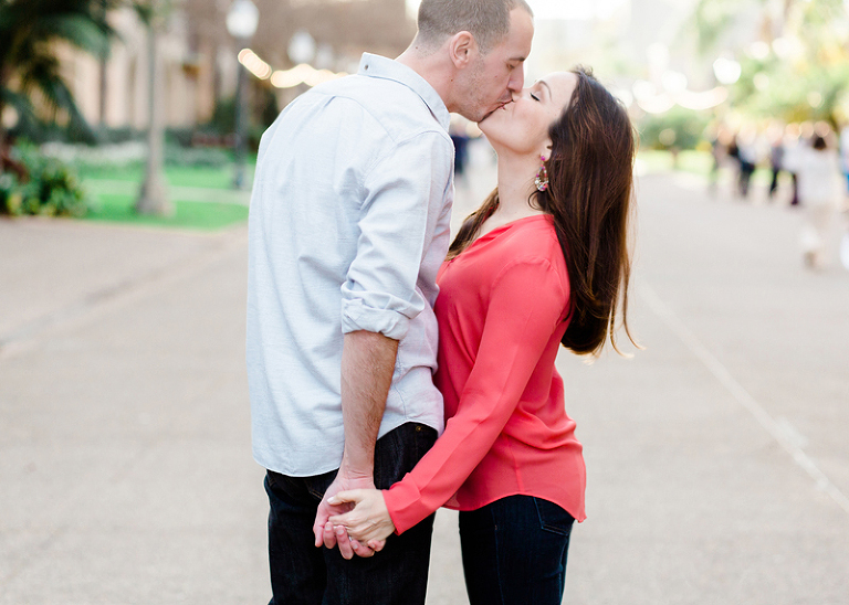 san diego engagement photography by one eleven photography